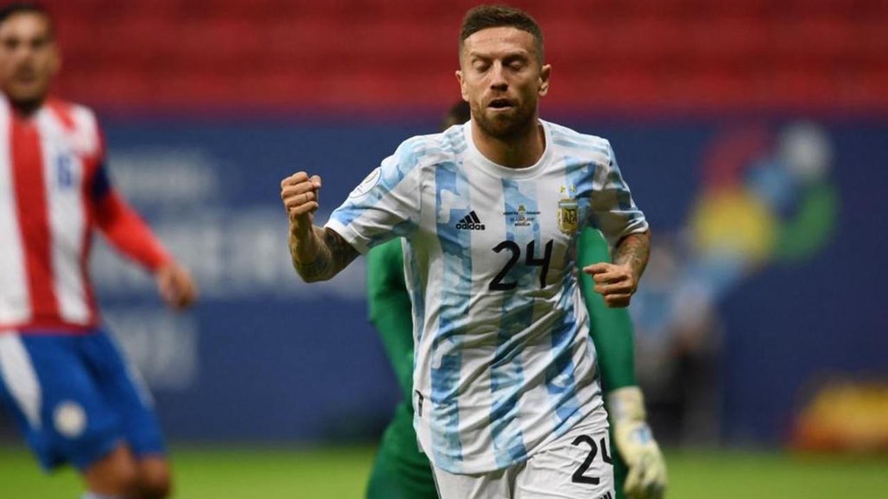 Argentina 1-0 Paraguay: Gomez strikes as La Albiceleste reach Copa QFs with drought-ending win