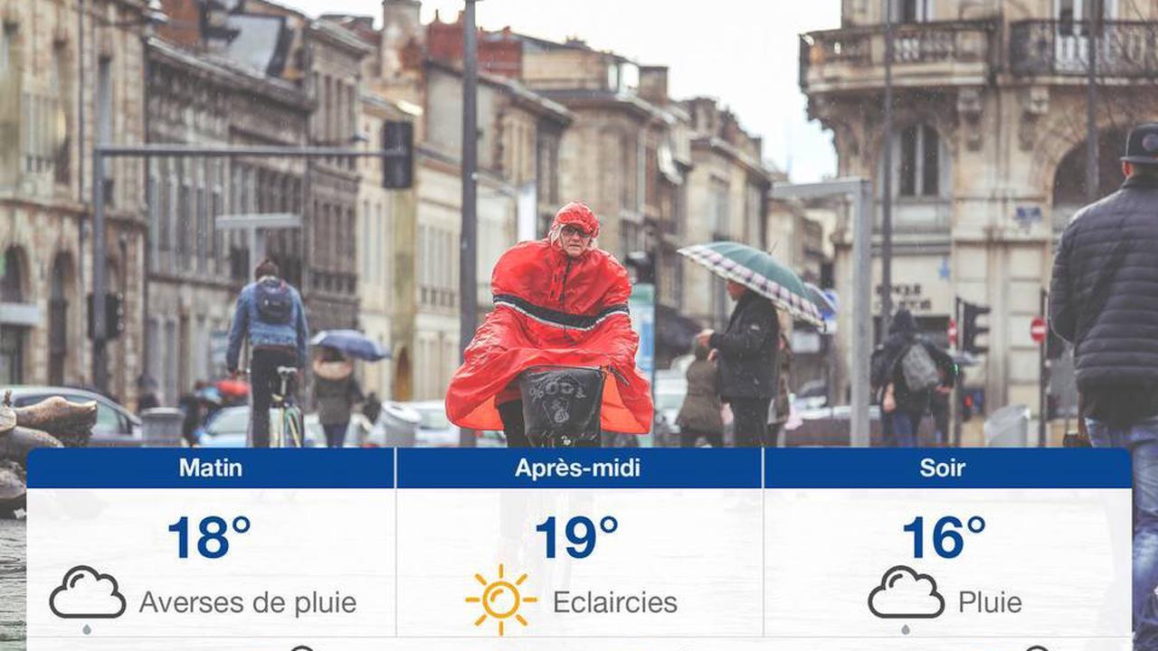 Météo Bordeaux: Prévisions du mardi 3 août 2021