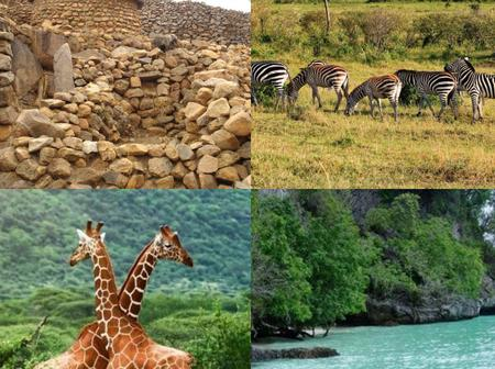 Pictures: 10 Beautiful Natural Centres Of Attraction In Nigeria