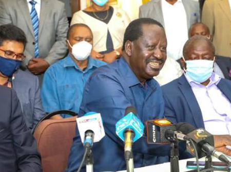 Here is the BBI Secret That Raila Reveals to Mt Kenya Leaders Ahead of the Signatures Collection