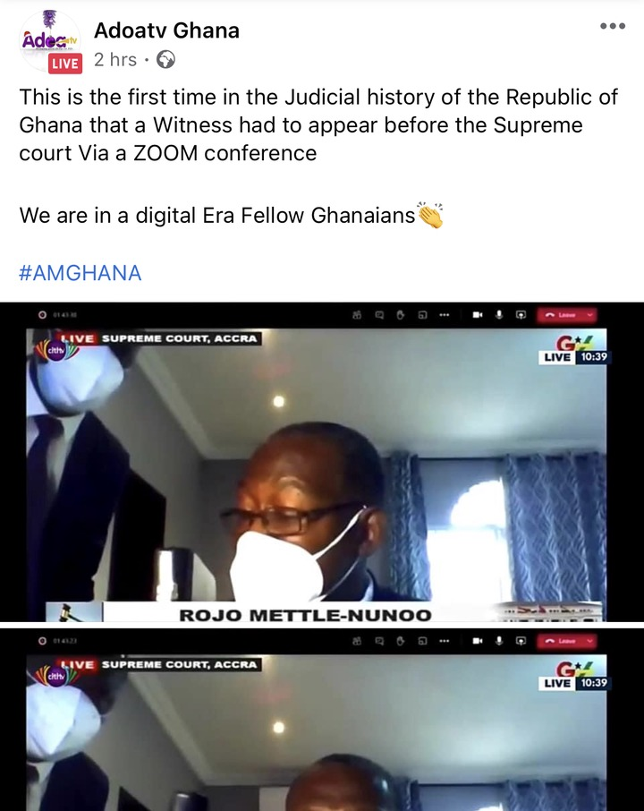 8361636c472c4f55aa627dd1aa520784?quality=uhq&resize=720 - Mahama's Witness, Rojo Nunoo Makes A Judicial History With His Appearance At The Supreme Court