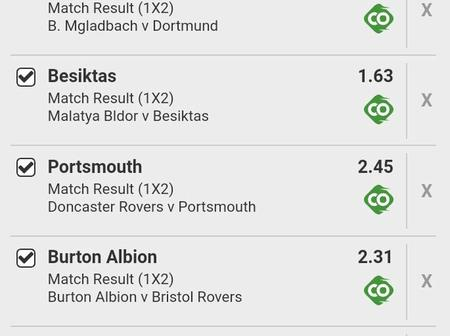 Mega Winning GG,Over 3.5 Goals And 321.56 Odds To Bank On This Late Night