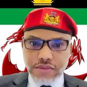 Hours After FG Agreed To Pay 4.75billion Over Food Blockade, Nnamdi Kanu Reacts