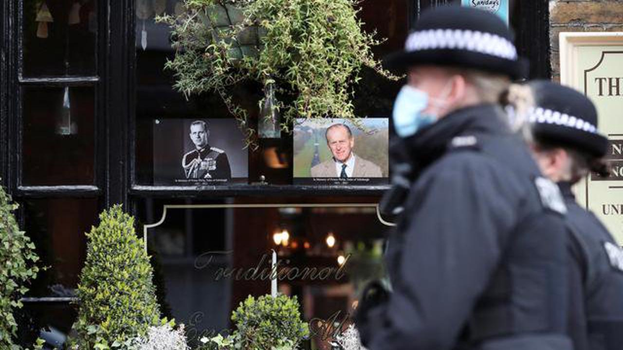 Sport-British events moved to avoid clash with Prince Philip's funeral
