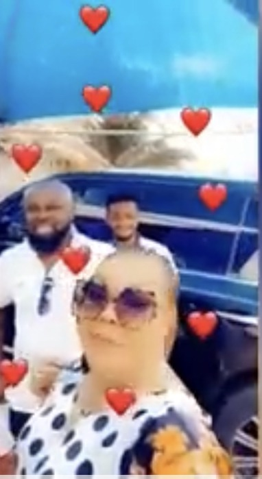 8373f86483fd4c638bf25e2b5ec7f721?quality=uhq&resize=720 - Nana Agradaa And Osofo Appiah Finally Settle Their Long Time Feud; Osofo Appiah Visits Her At Home