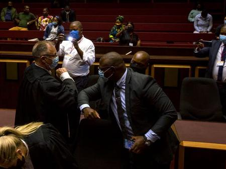 Breaking News:Jacob Zuma Corruption trial date has been set