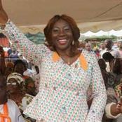 """Depuis Abobo, kandia révèle """"Seuls les militants Rhdp n'auraient pas emmener Ouattara à être candidat"""""""