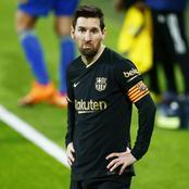 Classico : Après la défaite, Messi très mécontent, attaque l'arbitre de la rencontre