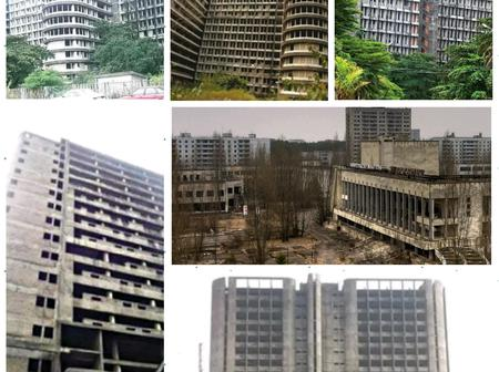 Pictures of Abandoned Skyscrapers and Storey Buildings in Lagos and their Owners