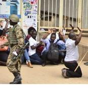Nigerian Soldier Tortured 10 Year Old Boy To Death
