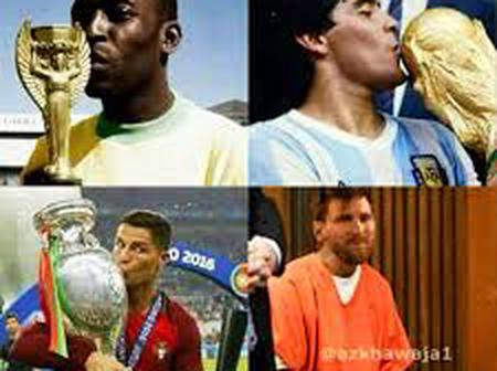 Not Pele, Maradona, Messi Or Ronaldo See The Only Player Who Has Won The Six Biggest Trophies.