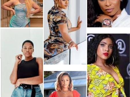 Which One Of These South African  Celebrities Would You Wish To Get A Chance To Date?