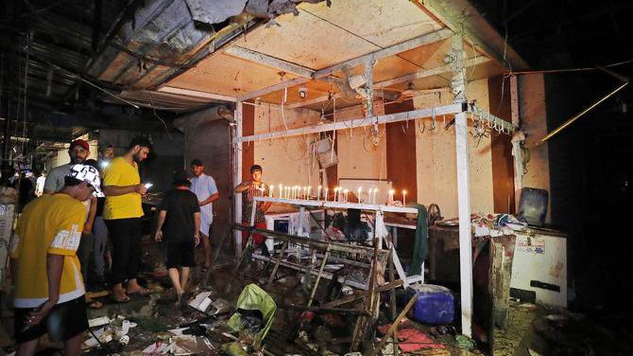Irak: d'autres attentats étaient en préparation pour l'Aïd, selon le gouvernement