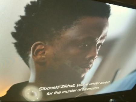 See what will happen to Sibonelo