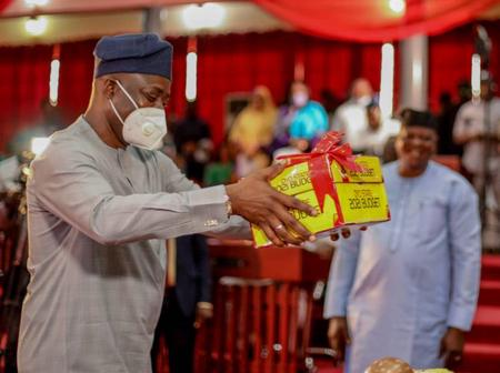 EXCLUSIVE: Education Gets The Lionshare As Governor Makinde Presents 2021 Budget Before Oyo Assembly