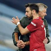 EPL: See What Bruno Fernandes Said After Scoring A Goal In Man Utd Victory Over Man City