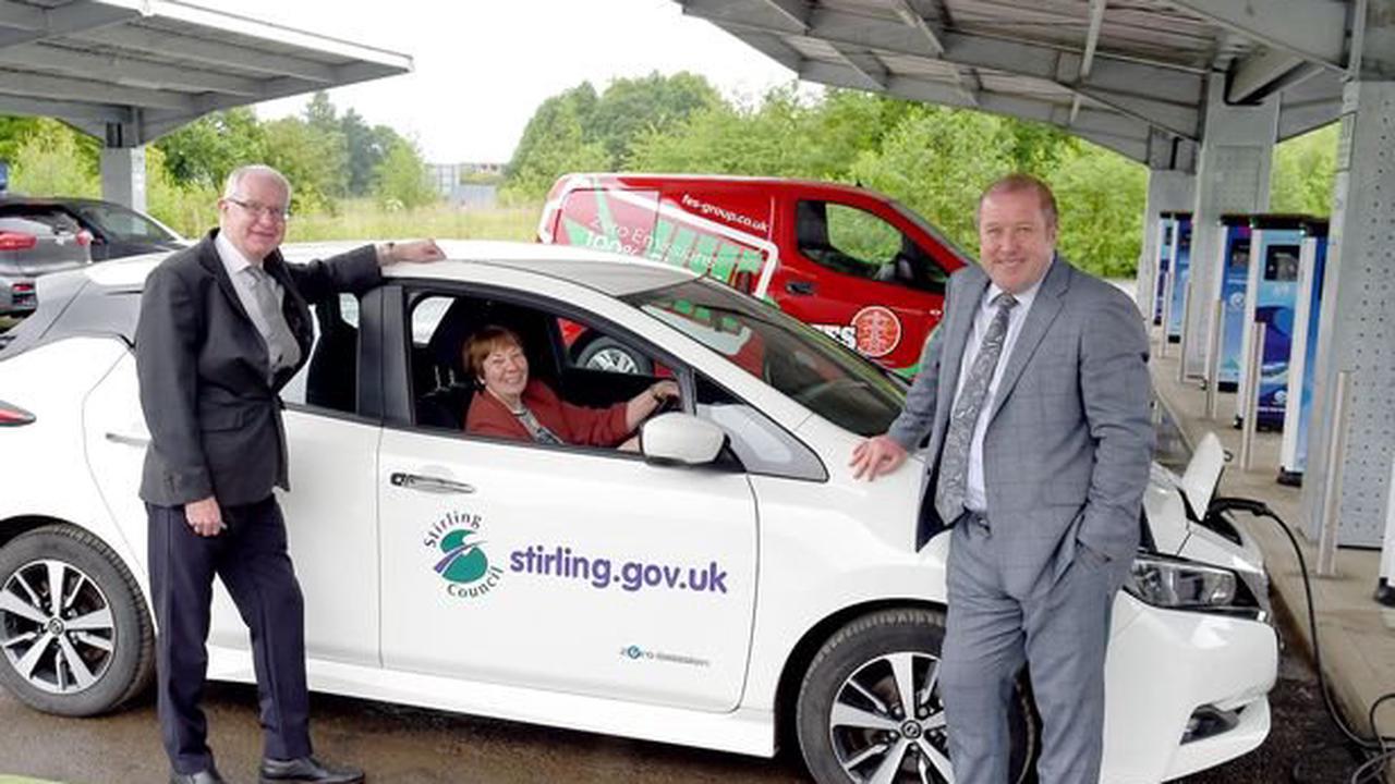 Low carbon Stirling transport hub sparks into life