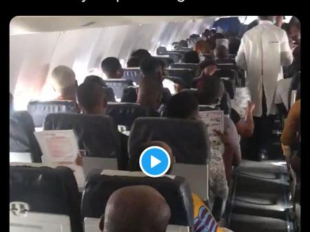 Man Blows Hot After He Boarded A Plane That Did Not Have Air Conditioning [VIDEO]