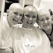 Ever wondered why cancer victims shave their head? See the reason