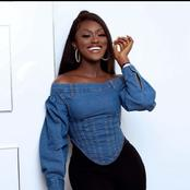 See Stunning Photos of Linda Osifo Slaying in Denim Outfits