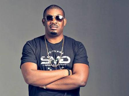 Nigerians reacts as Don Jazzy 'begs' for Iphone 12 pro max online