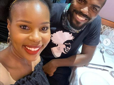 Mapitsi from Skeem Saam pour sweet birthday wishes for her brother Tebogo