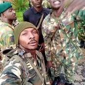 Video: See Heart-Warming Video Of Nigerian Soldiers Singing Anti-Boko Haram Song