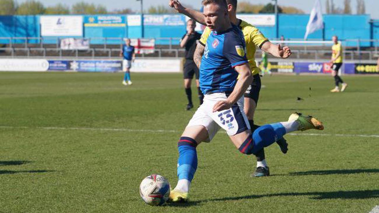 Preston North End's ex-Carlisle United loanee Ethan Walker joins AFC Fylde