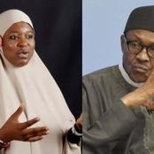 After Nigerian TV Station Stopped Aisha Yesufu From Insulting Buhari - See What She Said