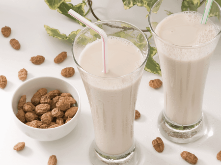 How to prepare Tiger Nut Milk Shake