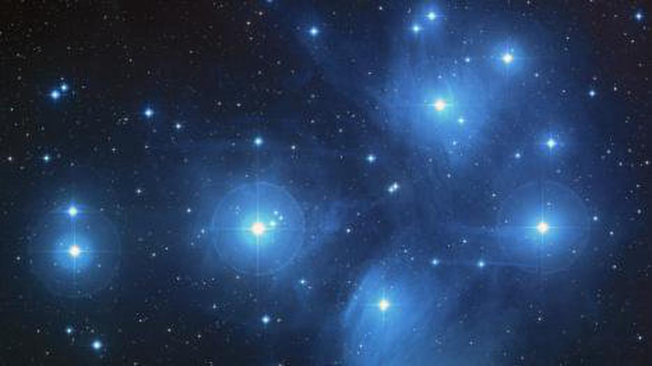 Quantenphysiker glaubt: Blinkende Sterne könnten Botschaften von Aliens sein