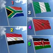Top 5 Richest Country In Africa By Wealth, Not By GDP