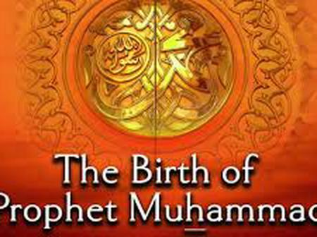 The birth and nursing of Rosulullah