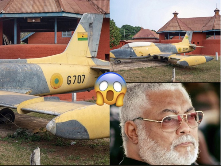 83c149679d4160226b009aebebff949b?quality=uhq&resize=720 - 40-Years After Rawlings Flew A Plane Under The Adomi Bridge, See What Is Happening To The Plane Now