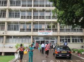Scary :Corona On The Rise At Korle-Bu. Surgical Procedures Halted.
