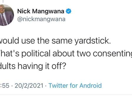 'Nick Mnangagwa must be investigated for his conduct' - OPINION