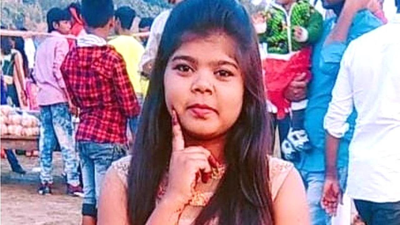 The Indian girl killed for wearing jeans