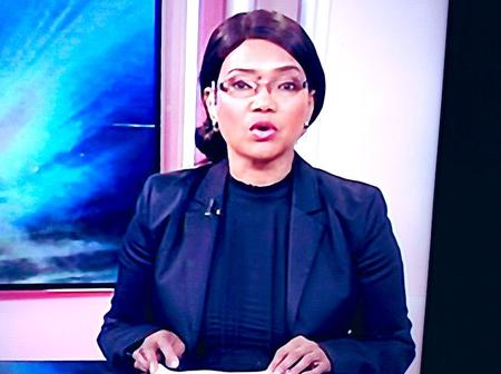 Mzansi pays Tribute to SABC News presenter Noxolo Grootboom