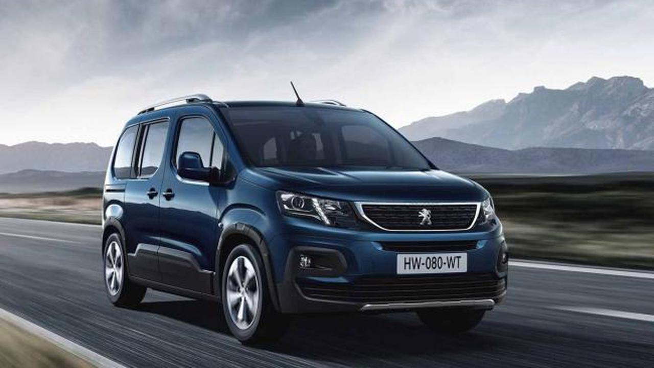 Fiche technique Peugeot Rifter Long PureTech 110 année 2021