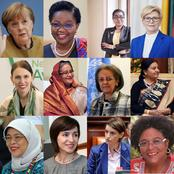 PHOTOS: As world marks International Women's Day, see these 25 women ruling their countries