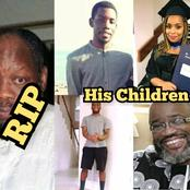 Remember Late Odumegwu Ojukwu, the Leader of defunct Biafra? Meet All His Surviving Children (PHOTOS)