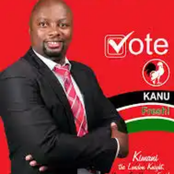 Netizens Make Fun of KANU's Candidate in London Ward for Allegedly Voting for Himself