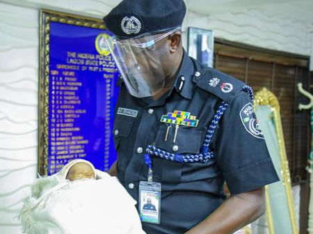 Day-old baby abandoned in Lagos picked up by police