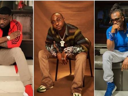 Paul Psquare blasts Davido for insulting his and Peter's birthday guests