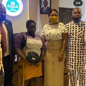 See The Huge Amount Of Money Some Nigerians Allegedly Gave The Pure Water Hawker With 1 Leg