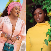 Photos Of Jackie Appiah's Look-Alike Causes A Stir Online
