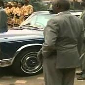 GG Kariuki, Nicholas Biwott and Charles Njonjo - The 3 Men Who Drove in Moi's Limousine