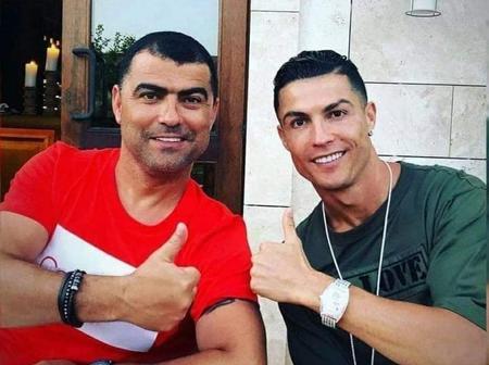 Cristiano Ronaldo a sauvé son frère aîné de la toxicomanie