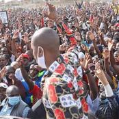Raila Pulls Huge Crowd In Embakasi As BBI Campaigns Takes Shape