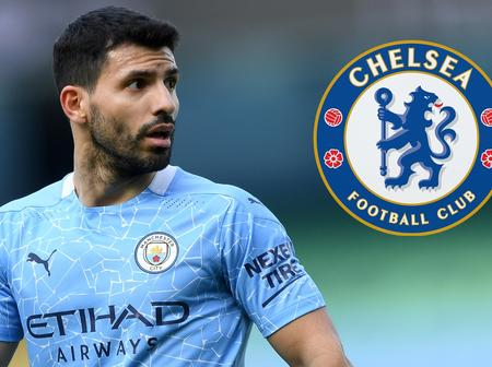 TRANSFER: Chelsea Are Favourites To Sign Aguero, Messi Gives Demands To Sign A New Contract